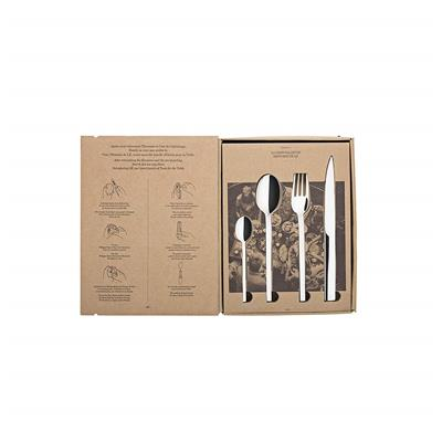 COFFRET 24 PIECES L'E STARK INOX BRILLANT
